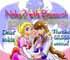 フロリーナ姫とアネット姫